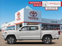 2019 Toyota Tacoma 4x4 Double Cab V6 Manual TRD Sport Truck Double Cab [, CAJAD, FRGHT, ACTAX, BA] V-6 cyl