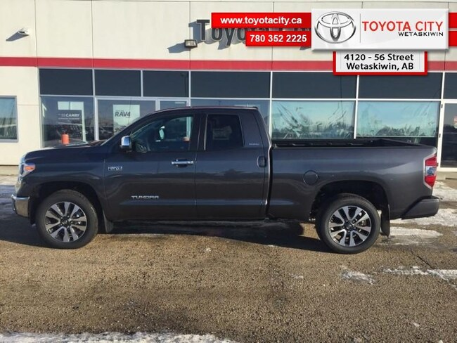 2019 Toyota Tundra 4x4 Double Cab Limited 5.7L Truck Double Cab [, CAJAD, FRGHT, ACTAX] V-8 cyl