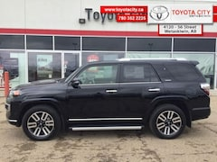 2019 Toyota 4Runner Limited Package 7-Passenger - $388.35 B/W SUV [, CAJAD, FRGHT, EM, ACTAX] V-6 cyl