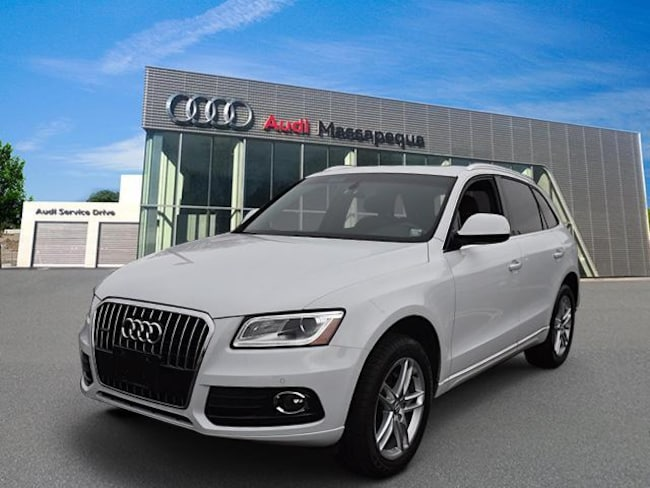 Certified Pre-Owned 2016 Audi Q5 2.0T Premium SUV for sale in Amityville, NY