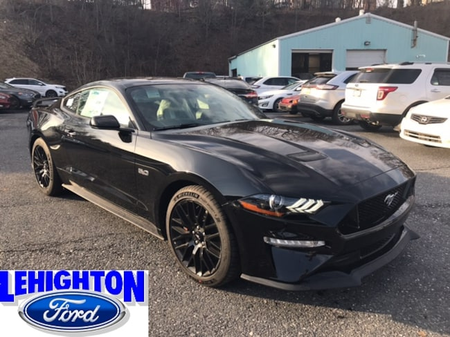 New 2018 Ford Mustang GT Coupe Lehighton