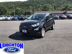 New Ford 2018 Ford EcoSport SE Crossover MAJ6P1UL6JC191221 for sale in Lehighton, PA