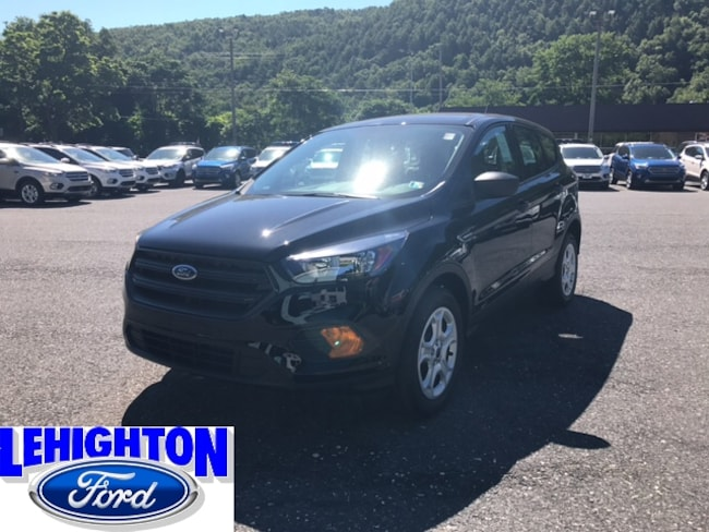 New 2018 Ford Escape S SUV Lehighton