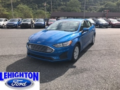 New Ford 2019 Ford Fusion S Sedan 3FA6P0G7XKR101709 for sale in Lehighton, PA