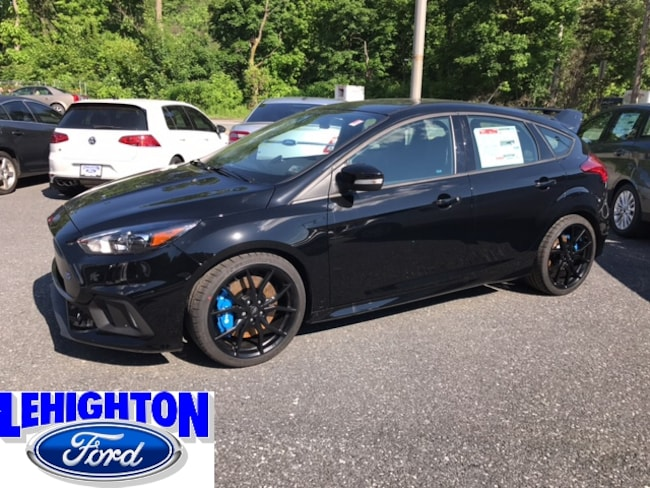 New 2017 Ford Focus RS Hatchback Lehighton