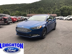 New Ford 2018 Ford Fusion S Sedan 3FA6P0G75JR275914 for sale in Lehighton, PA