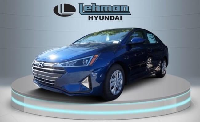 2019 Hyundai Elantra SE Sedan