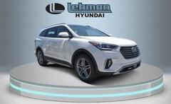 2019 Hyundai Santa Fe XL Limited Ultimate SUV