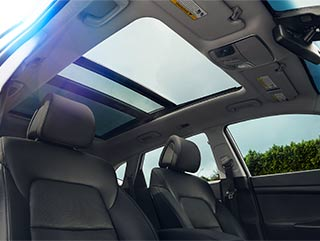 2017 Hyundai Tucson Panoramic Sunroof Air