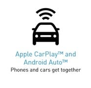 Tucson Android Auto and Apple CarPlay