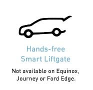 Santa Fe Sport Hands Free Smart Liftgate