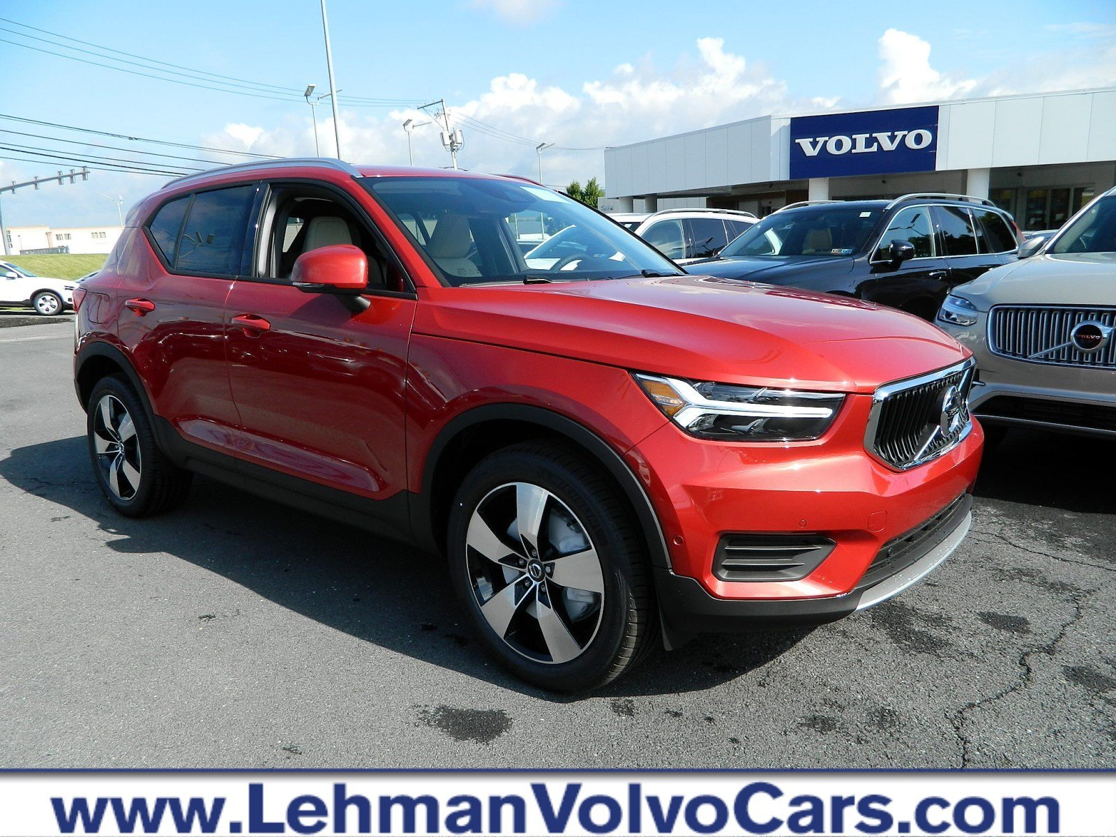 New 2019 Volvo Xc40 For Sale Lease In Mechanicsburg Stock 19023