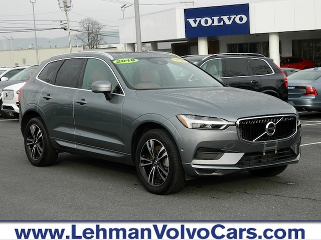 Used 2018 Volvo XC60 For Sale at Lehman Volvo Cars of