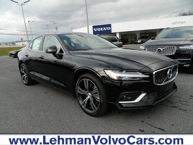 New 2019 Volvo S60 T6 Inscription Sedan For Sale/Lease Mechanicsburg, PA