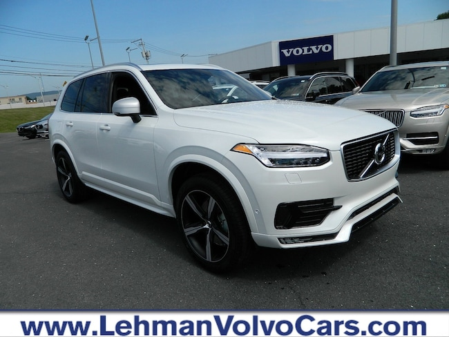 New 2019 Volvo XC90 T5 R-Design SUV For Sale/Lease Mechanicsburg, PA