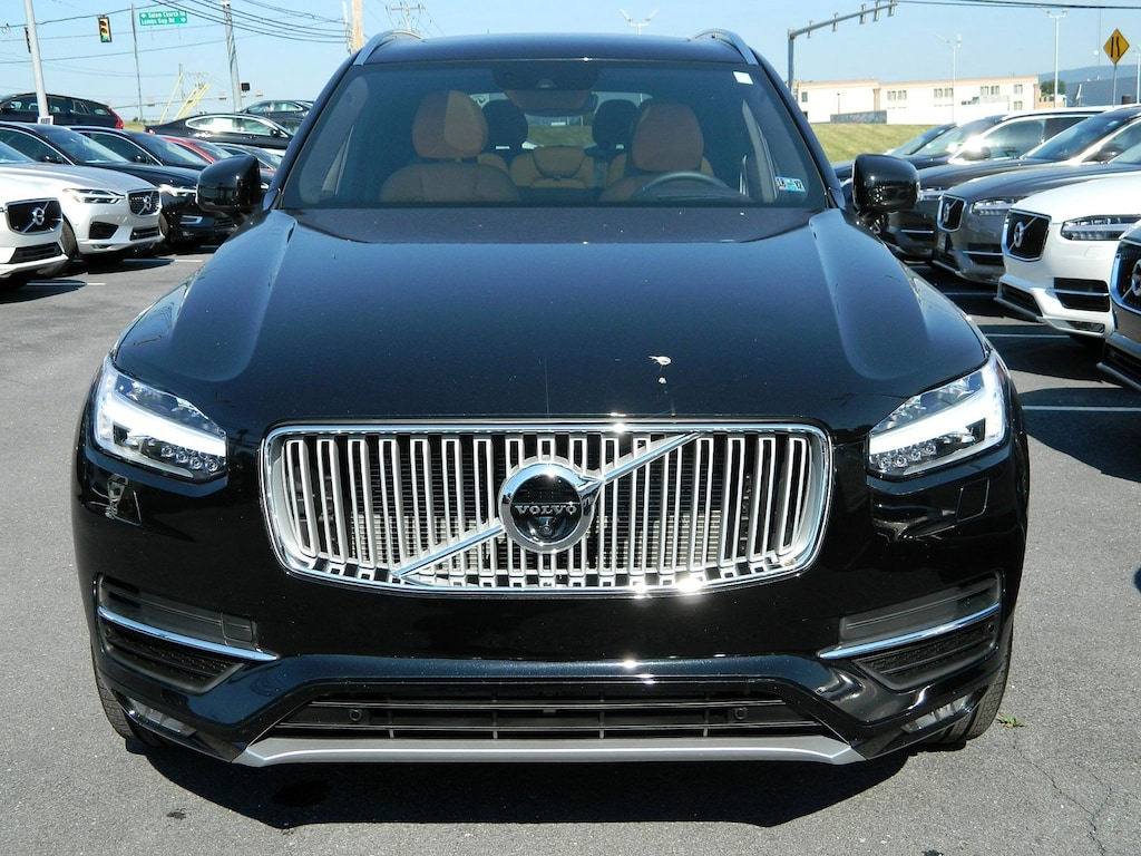 Used 2018 Volvo XC90 For Sale in Mechanicsburg  Stock #:18354A