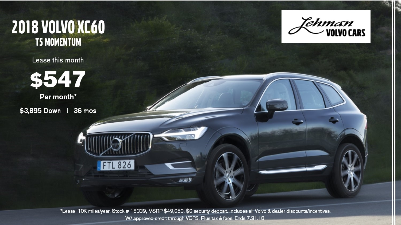 New Volvo & Used Car Dealer in York, PA - Lehman Volvo Cars of York