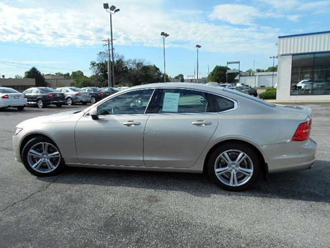 Used 2017 Volvo S90 For Sale | York PA | VIN: YV1102AK7H1007110