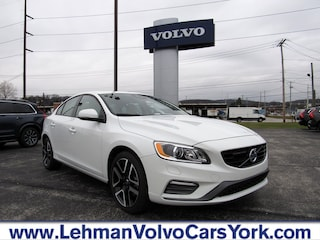 Certified Pre-Owned 2017 Volvo S60 T5 AWD Dynamic Sedan YV140MTL2H2428760 for Sale in York, PA