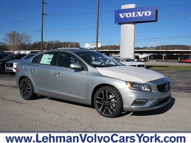 New 2018 Volvo S60 For Sale | York PA YV140MTL7J2452946