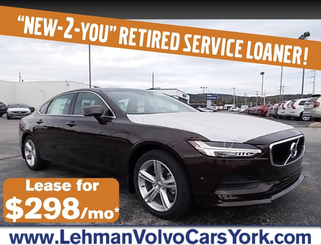 Used 2018 Volvo S90 For Sale York Pa Vin Lvy982mk6jp026790