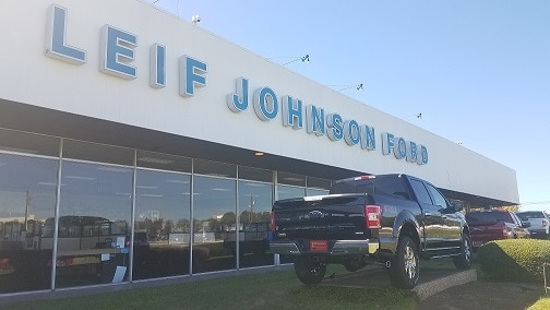 Leif Johnson Ford Austin Tx >> About Leif Johnson Ford Inc A Ford Dealership In Austin