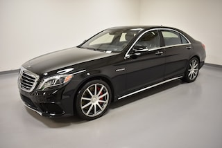 2015 Mercedes-Benz S 63 AMG 4MATIC S 63 AMG® Sedan WDDUG7JB7FA122093