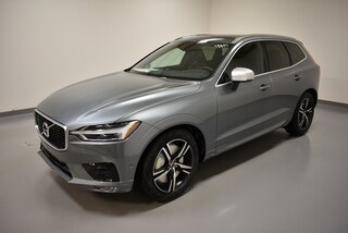 New 2018 Volvo XC60 T6 AWD R-Design SUV LYVA22RM9JB122926 for Sale in Willoughby, OH