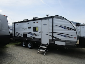 2018 SALEM BY FOREST RIVER Cruise Lite 230BHXL Cruise Lite