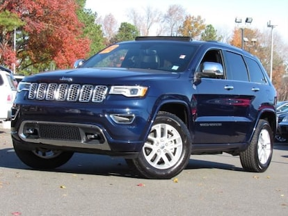 Jeeps For Sale Raleigh Nc >> Cpo 2017 Jeep Grand Cherokee For Sale Raleigh Nc 1c4rjfcg5hc706813