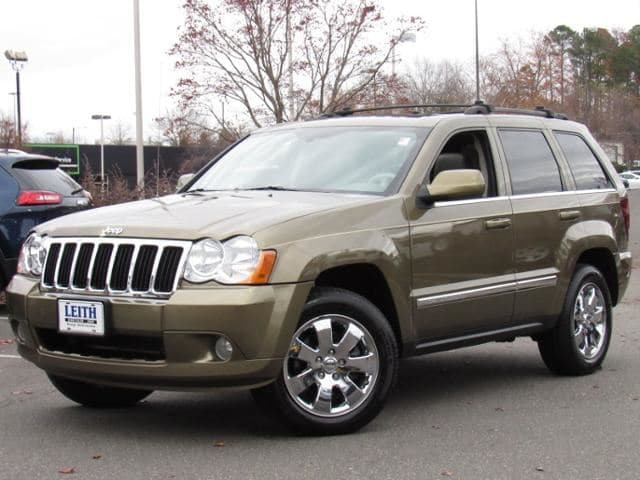 Used 2008 Jeep Grand Cherokee For Sale at Leith Lincoln | VIN