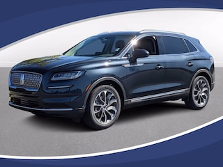 2021 Lincoln Nautilus Reserve Reserve FWD