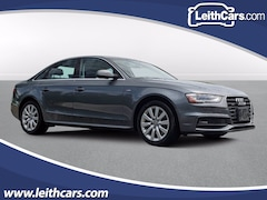 Used 2015 Audi A4 Premium Car in Cary, NC near Raleigh
