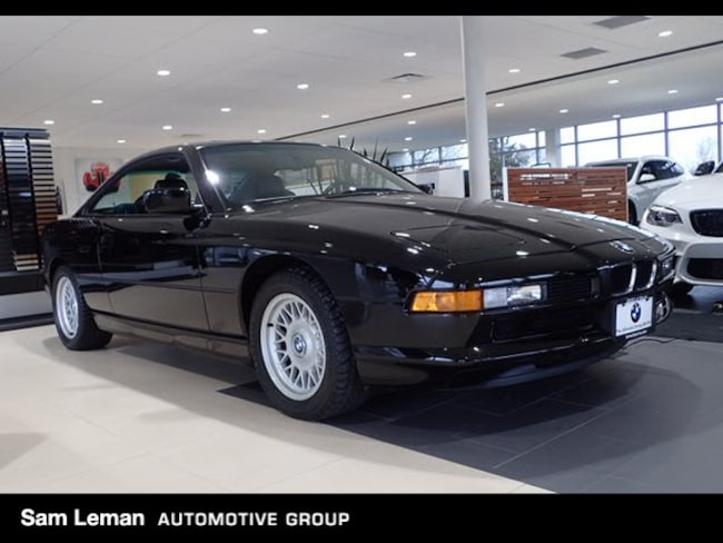 Pre-Owned 1991 BMW 8 Series 850i in Peoria, IL| Near Bloomington ...
