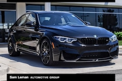 New 2018 BMW M3 Sedan W5399 in Peoria, IL