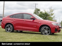 New 2018 BMW X4 xDrive28i Sports Activity Coupe BMW1096 in Bloomington, IL