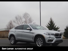 New 2018 BMW X6 xDrive35i SAV BMW1185 in Bloomington, IL