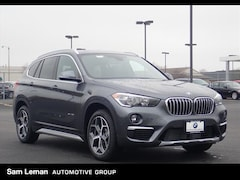 New 2018 BMW X1 sDrive28i SAV BMW1176 in Bloomington, IL