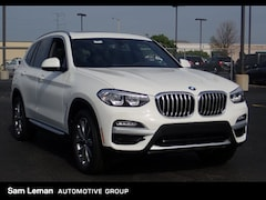 New 2018 BMW X3 xDrive30i SAV BMW1253 in Bloomington, IL