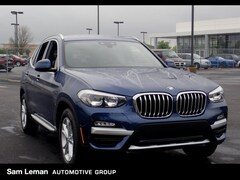 New 2018 BMW X3 xDrive30i SAV BMW1243 in Bloomington, IL
