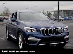 New 2018 BMW X3 xDrive30i SAV BMW1243 in Bloomington, IL