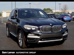 New 2018 BMW X3 xDrive30i SAV BMW1264 in Bloomington, IL