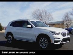 New 2018 BMW X3 xDrive30i SAV BMW1184 in Bloomington, IL