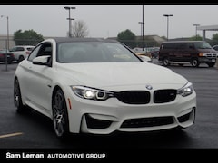 New 2018 BMW M4 Coupe BMW1241 in Bloomington, IL