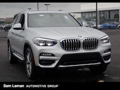 New 2018 BMW X3 xDrive30i SAV BMW1246 in Bloomington, IL