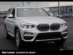 New 2018 BMW X3 xDrive30i SAV BMW1246 in Bloomington, IL