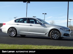 New 2018 BMW 530i xDrive Sedan BMW1154 in Bloomington, IL