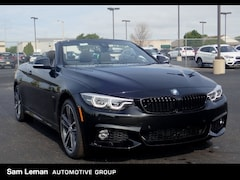 New 2019 BMW 430i xDrive Convertible BMW1269 in Bloomington, IL