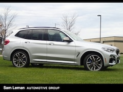New 2018 BMW X3 M40i SUV BMW1148 in Bloomington, IL