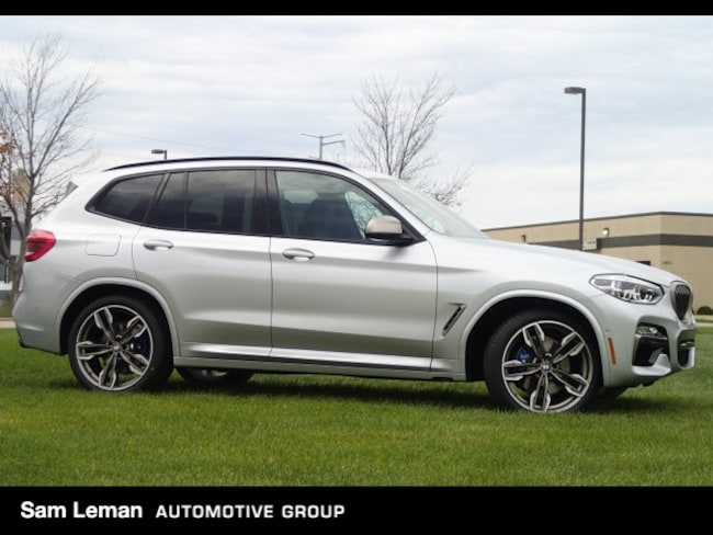 Sam Leman Peoria Il >> New 2018 BMW X3 M40i For Sale in Bloomington, Morton ...